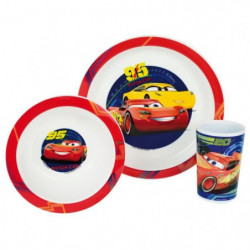Fun House Disney Cars ensemble repas