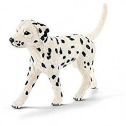 Schleich Figurine 16838 - Animal de la ferme - Dalmatien mâle