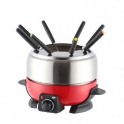 CONTINENTAL EDISON FD6RIX Appareil a fondue - Rouge
