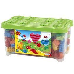 Coffre 275 pieces - jeu de construction briques - Abrick