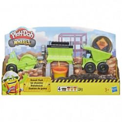 Play-Doh Wheels ? Pâte A Modeler - Le Chantier