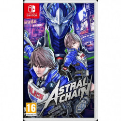 ASTRAL CHAIN? Jeu Switch