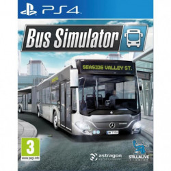 Bus Simulator Jeu PS4