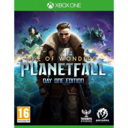Age Of Wonders : PlanetFall - Day One Edition Jeu Xbox One