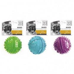 M-PETS Balle transparente distributrice Mars - 8cm