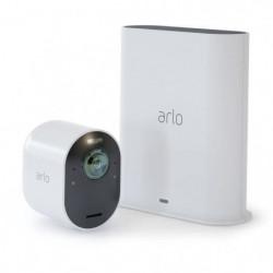 Arlo Ultra 4K -  Smart Caméra avec éclairage intégré
