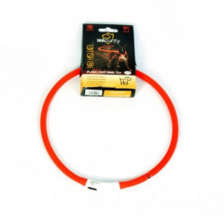 DUVO Anneau Lumineux Seecurity Flash Light Ring USB Silicone 100817