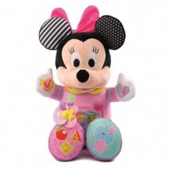 CLEMENTONI Disney Baby - Ma poupée à cajoler Minnie