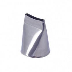 DE BUYER Douille à ruban large - Inox - L 30 x l 5 mm