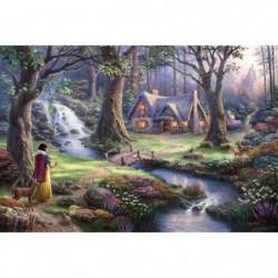 DISNEY Puzzle Blanche-Neige - 1000 pieces