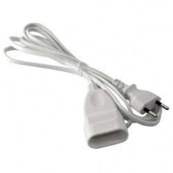 I-WATTS Rallonge électrique 3m 2x0,75mm