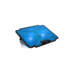 "Spirit Of Gamer Refroidisseur PC AirBlade 100 Blue - 15.6"""
