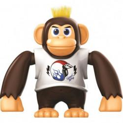 YCOO - Chimpy le Singe - 15 CM - Blanc