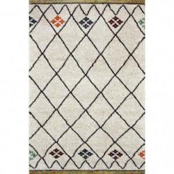 TOUAREG Tapis de couloir style berbere - 80 x 300 cm