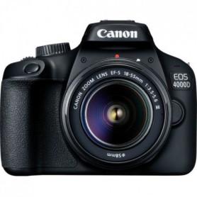CANON EOS 4000D 18 mégapixels - Wi-Fi