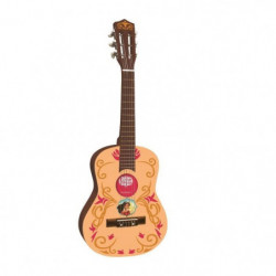 LEXIBOOK - ELENA D'AVALOR - Guitare Acoustique Enfant - 78cm