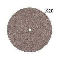 DREMEL 20 disques a tronçonner ø23,8 mm ép 1mm 420