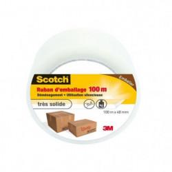 3M SCOTCH Ruban adhésif d'emballage - 100 m x 48 mm