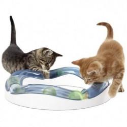 CAT IT Aire de jeux Speed Circuit avec balle lumineuse