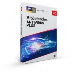 Bitdefender Antivirus Plus 2020 - 1 PC - 1 an