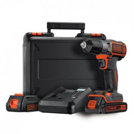 BLACK & DECKER - Perceuse-visseuse Autosense