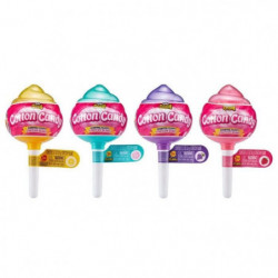 ZURU Lot de 6 sucettes-surprises Oosh-Slime-Candy S1 Medium