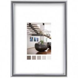 Cadre photo Expo argent 21x29,7 cm - Ceanothe, marque française