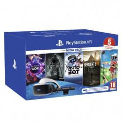 Pack PlayStation 4 PSVR MegaPack 2 - 5 Jeux