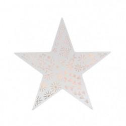 """BLACHERE Etoile Blanche 3D - """"Collection Champs Elysées"""""""