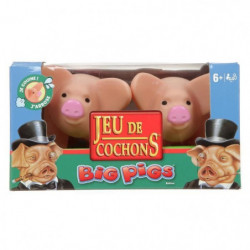 JEU DE COCHONS - Big Pigs - Version française