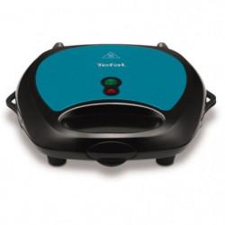 TEFAL SW617412 Gaufrier multifonction Simply Compact - Bleu