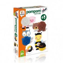 DISET - Pompons Animaux