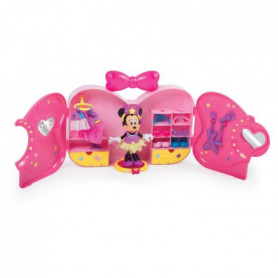 IMC TOYS Dressing portable Popstar de Minnie