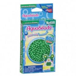 AQUABEADS Perles Classiques Vertes
