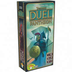 7 WONDERS -  Duel - Extension Pantheon