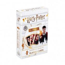 WADDINGTONS N°1 - Harry Potter - Jeu de 54 cartes