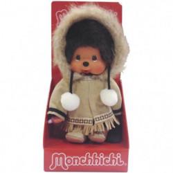 MONCHHICHI - Peluche Alaska