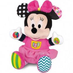 CLEMENTONI Disney Baby - Peluche d'activités Minnie