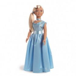 ARIAS Lisa 87 cm - Robe de princesse bleue