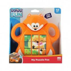 INFINIFUN - Rouli puzzle Renard