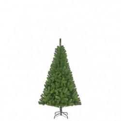 Sapin de Noël Charlton - PVC - H 120 x Ø 76 cm - 220 branches