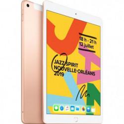 "iPad 7 10,2"" Retina 32Go WiFi + Cellular - Or"