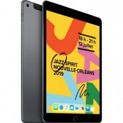 "iPad 7 10,2"" Retina 128Go WiFi + Cellular - Gris Sidéral"