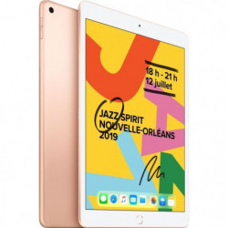 "iPad 7 10,2"" Retina 32Go WiFi - Or"