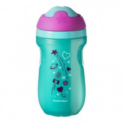 TOMMEE TIPPEE Tasse Isotherme - rose - 12 mois +