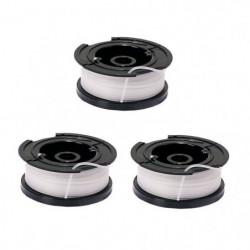 BLACK & DECKER Lot de 3 bobines Reflex A6481