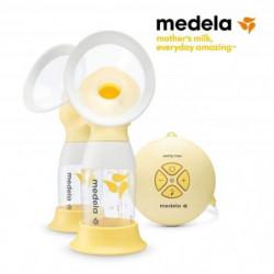 MEDELA Tire-lait Swing Maxi Flex - électrique double pompage
