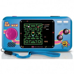 Console Portable Pocket Player - My Arcade - Ms PAC-MAN