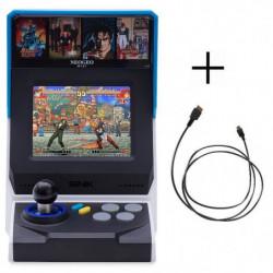 Console Neo Geo Mini + mini câble HDMI