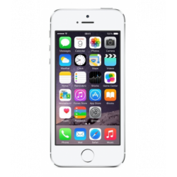 Apple iPhone 5S 64 Argent - Grade C